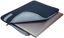 T/m 14 inch - Laptop Sleeve Reflect - Blauw