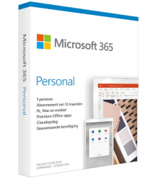 Microsoft 365 Personal - Nederlands